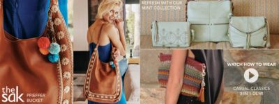 Shop The Sak Handbags, Backpacks, and Accessories