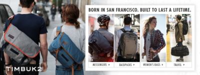 Shop Timbuk2 Messneger and Laptop Bags