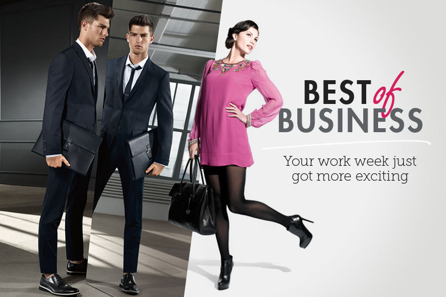 Best of Business. Your work week just got more exciting. Shop business bags, laptop bags, messengers, briefcases for work.
