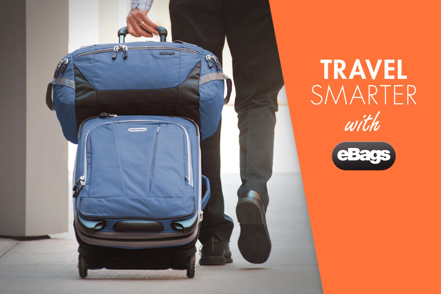 Travel Smarter with eBags