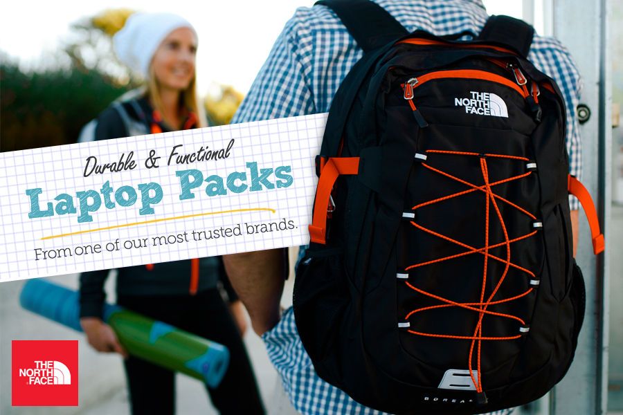 Shop The North Face | Durable and functional laptop packs from one of our most trusted brands