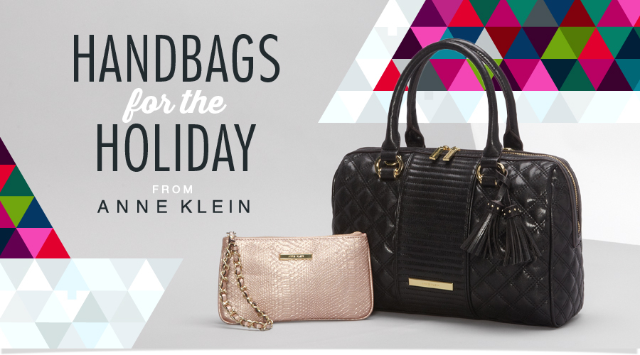 Shop Handbags for the Holidays from Anne Klein | Shop Now