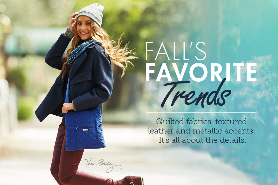 Shop Fall's Favorite Trends in Handbags & Purses