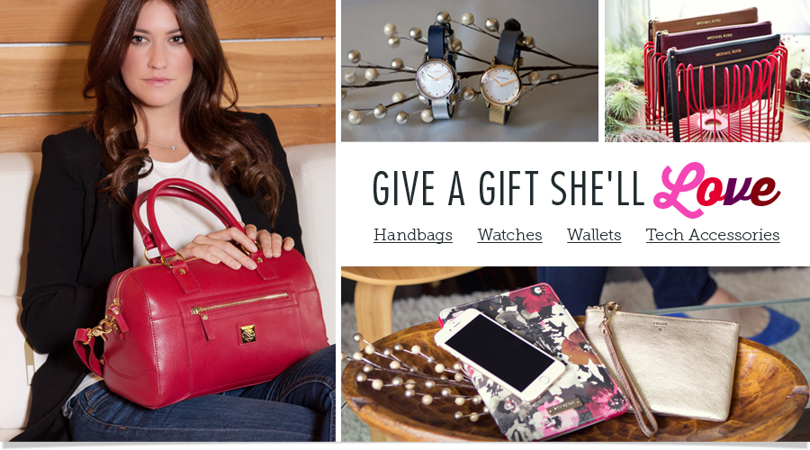 Give a Gift She'll Love | Shop Now