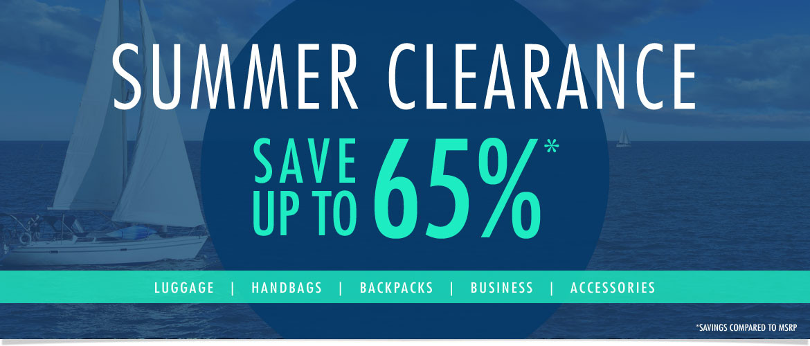 Save up to 60%* Shop the newest mark downs on your favorite brands and bags!