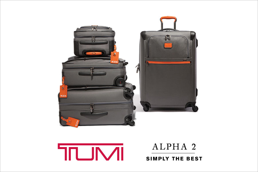 Shop Alpha 2 Luggage from TUMI