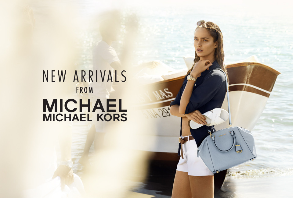 New Arrivals from Michael Michael Kors | Shop Now