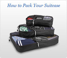 How To Pack Your Suitcase