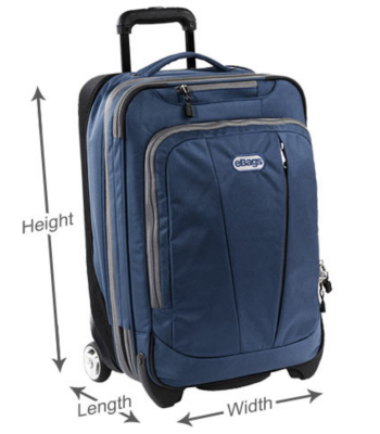 TSA Luggage Regulations | Carry-On Sizes and Checked Bag Fees